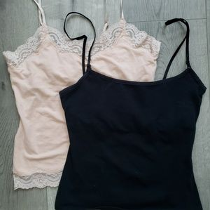 Bundle of tanks/camis